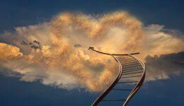 ladder heart-2748340_1920